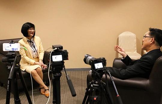 รศ.ดร.ณมน จีรังสุวรรณ ผู้อำนวยการ สมศ. ให้สัมภาษณ์...