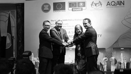 "The Fourth SHARE Policy Dialogue ""Towards a Shared Understanding of Quality Assurance in ASEAN"