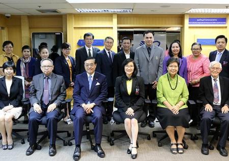 การประชุมเพื่อศึกษาภารกิจ สมศ. ของคณะกรรมการการศึกษาขั้นพื้นฐาน กระทรวงศึกษาธิการ
