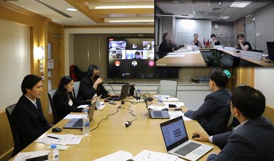 International Staff Exchange Program between JUAA, TWAEA and ONESQA On 29 June – 1 July 2020 | Video Conference