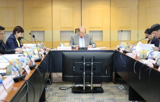 การประชุมคณะอนุกรรมการติดตามการนำผลประเมินไปใช้ ครั้งที่ 5/2561