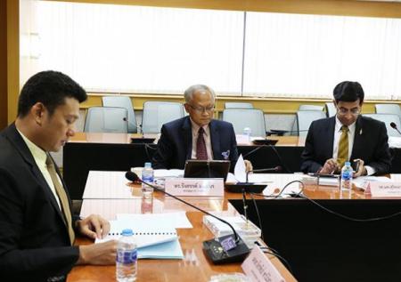 การประชุมคณะกรรมการพัฒนาระบบการประเมินคุณภาพการศึกษาขั้นพื้นฐาน (กพพ.) ครั้งที่ 7/2561