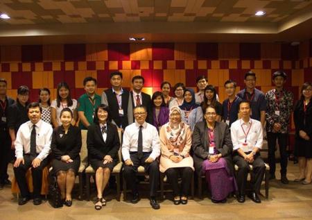 สมศ. เป็นเจ้าภาพจัดการประชุมคณะกรรมการบริหารเครือข่ายเจ้าหน้าที่ประกันคุณภาพอาเซียนรุ่นเยาว์ เมื่อวันที่ 9 มิถุนายน 2560