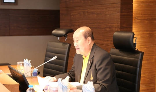 การประชุมคณะอนุกรรมการติดตามการนำผลประเมินไปใช้ ครั้งที่ 2/2562