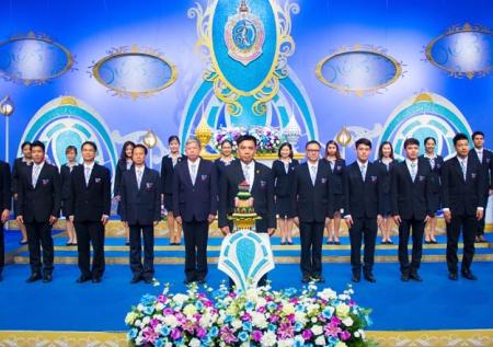 สมศ. ร่วมลงนามและบันทึกเทปถวายพระพรสมเด็จพระนางเจ้าสิริกิติ์ พระบรมราชินีนาถ (ออกอากาศวันที่ 8 สิงหาคม 2559)